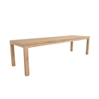 Ethnicraft Oak Straight dining table 300