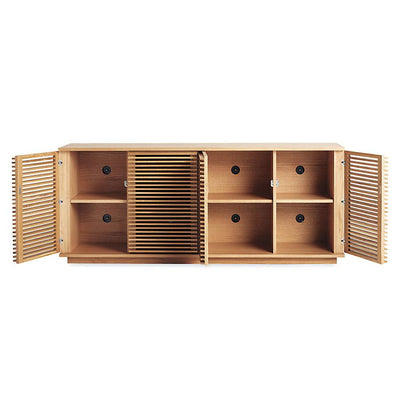 Line Series Sideboard Large designed by Nathan Yong