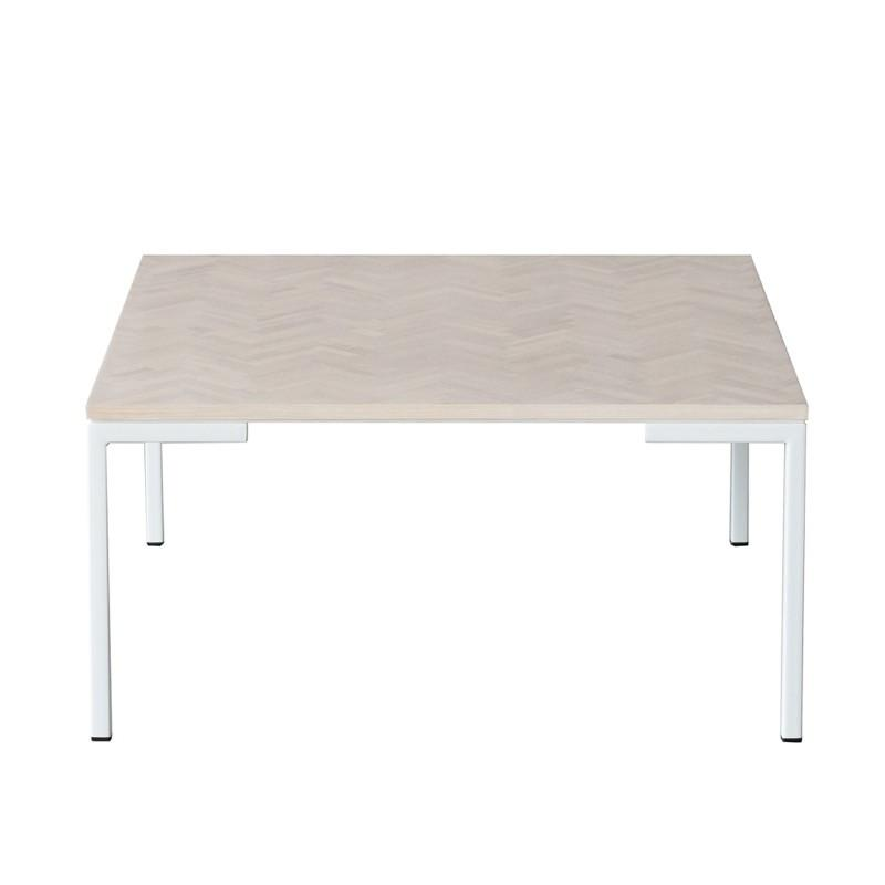 Evie Coffee Table - White Oak
