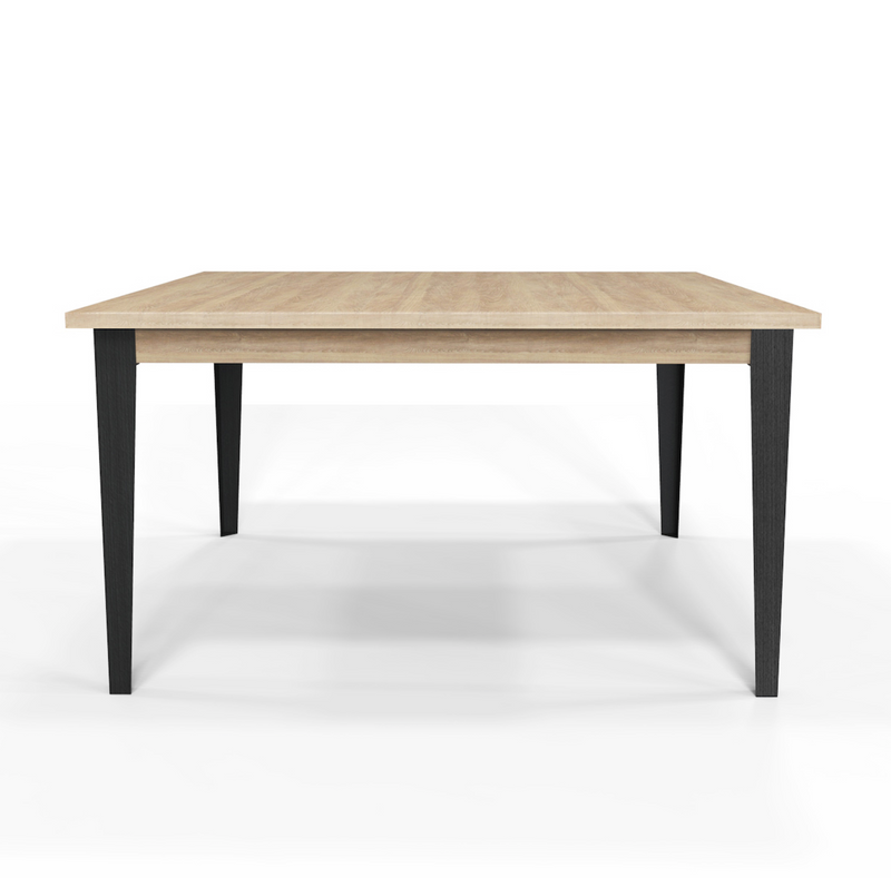 buy Industrial M Dining Table - Black online
