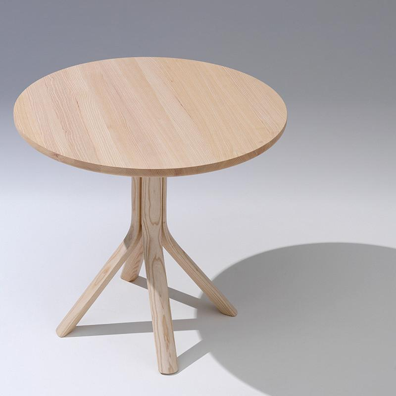 Sipa Three Low Table 800 Natural Ash