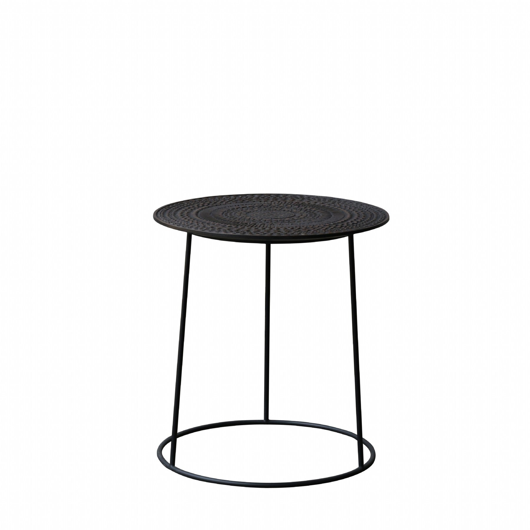 buy Ethnicraft Ancestors Tabwa side table online