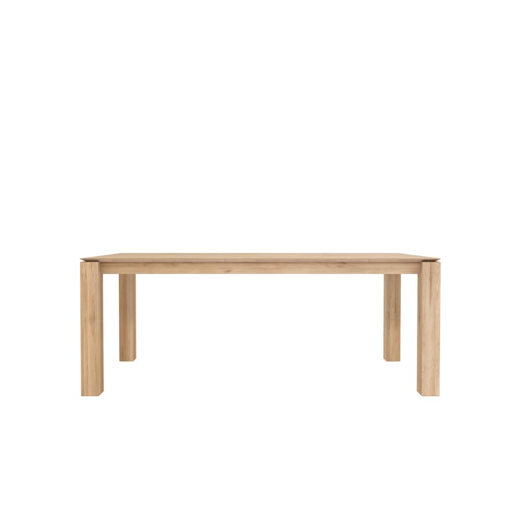 buy Ethnicraft Oak Slice Dining Table online