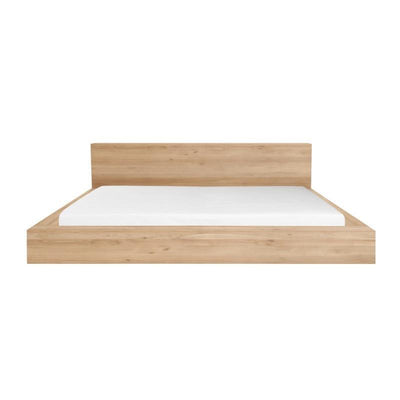 Ethnicraft Oak Madra King Size Bed