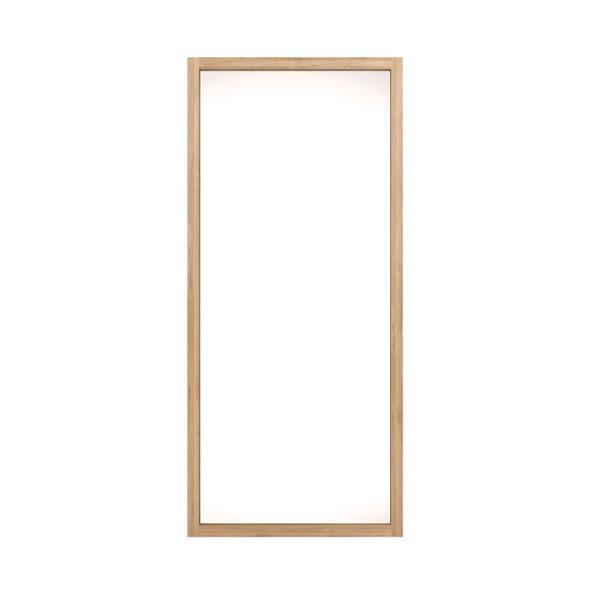 buy Ethnicraft Oak Light Frame mirror 200 online