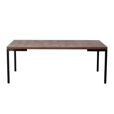 buy Evie Dining Table 180 - Walnut online