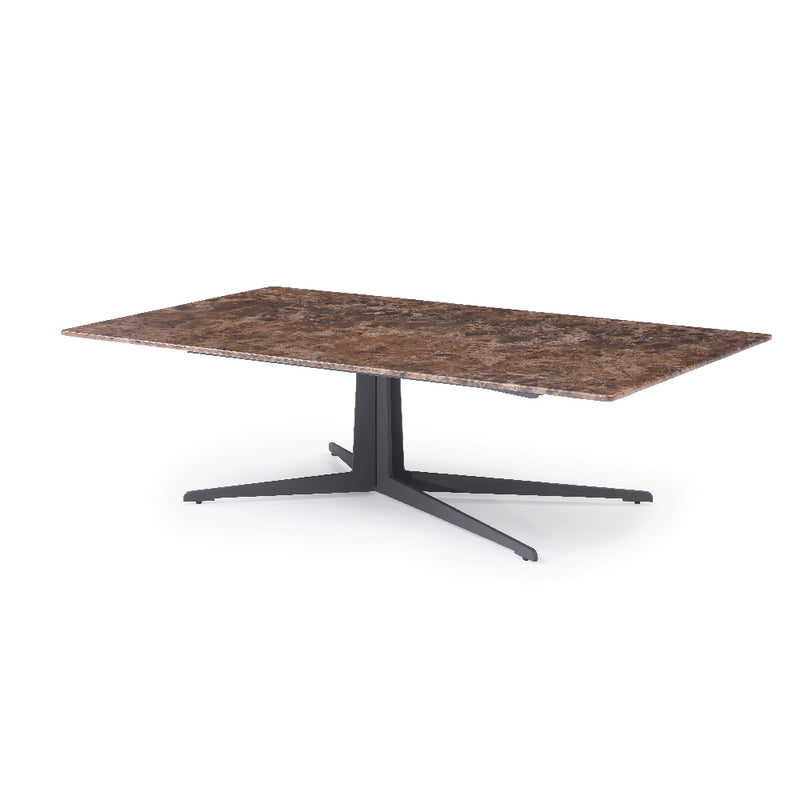 La Vie Coffee Table - Brown Marble