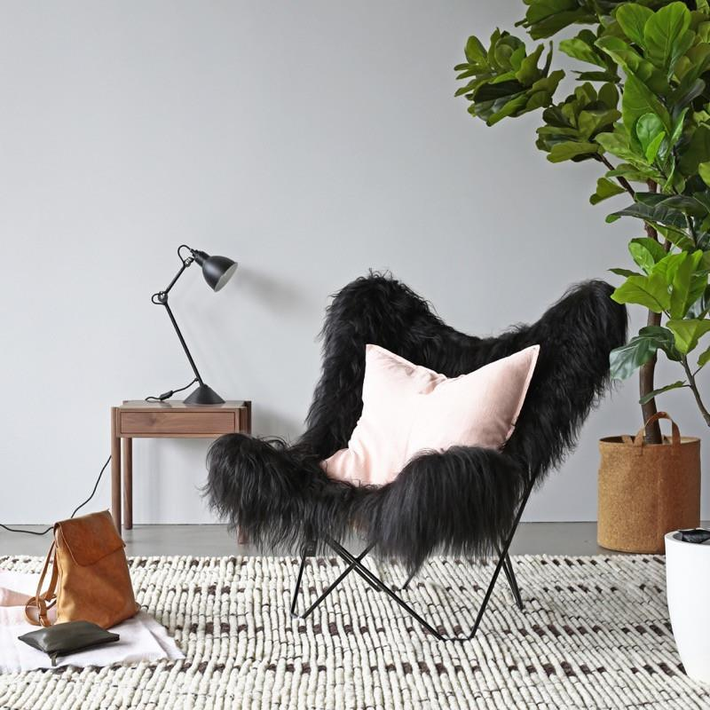 buy Icelandic Pampa Mariposa Wild Black Chair online