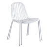 Resonate Cafe Chair White