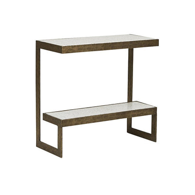 buy Amelie Step Console - White online