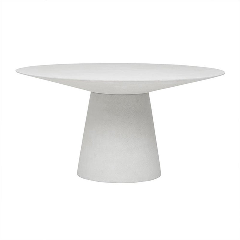 buy Livorno Round Dining Table in White Speckle online