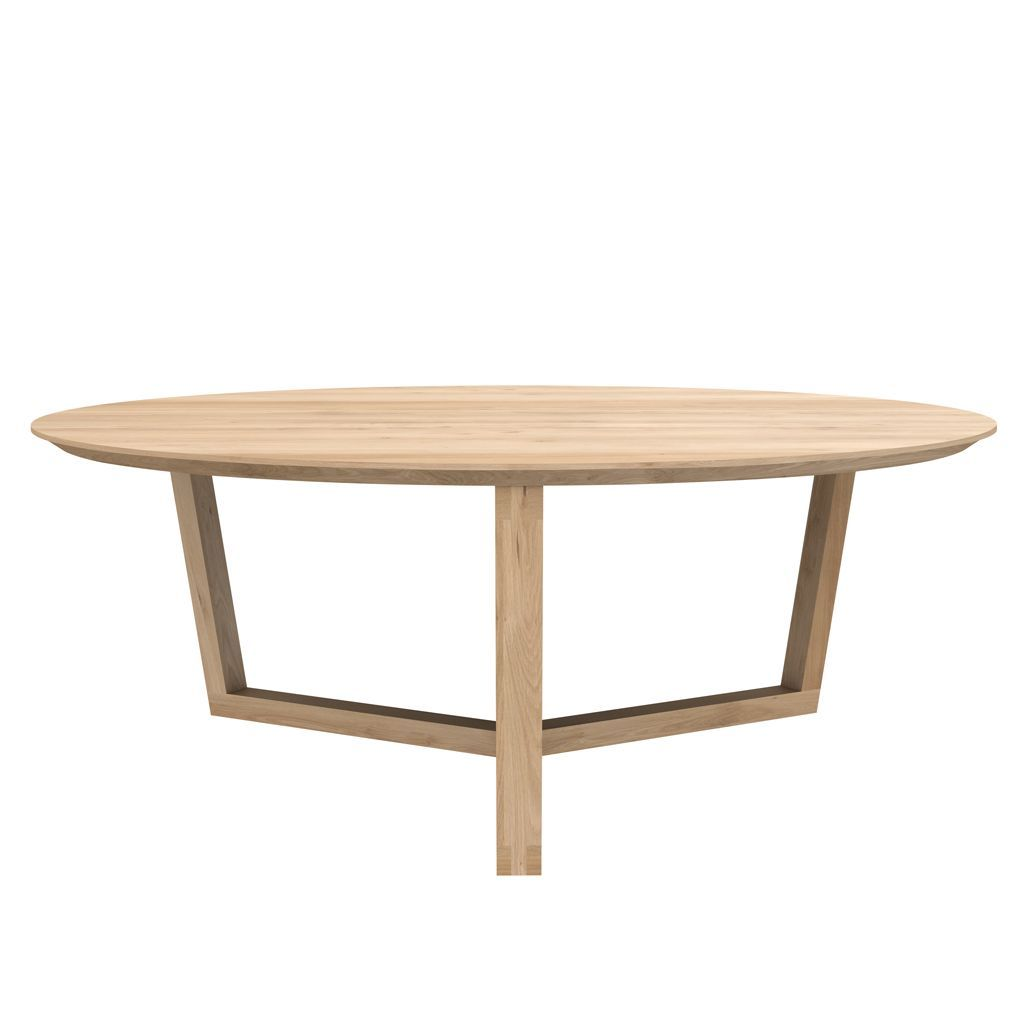 buy Ethnicraft Oak Tripod Coffee Table online