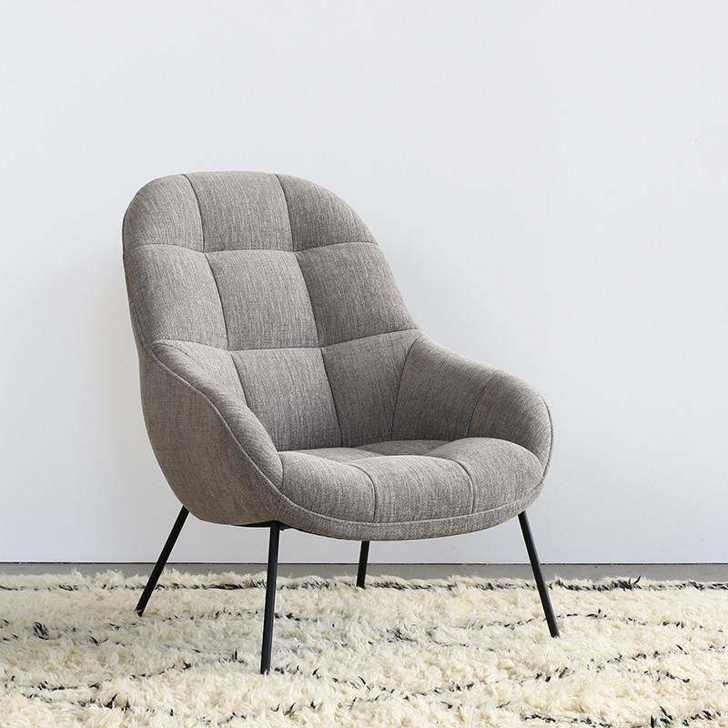 Mango Chair in Doe Grey