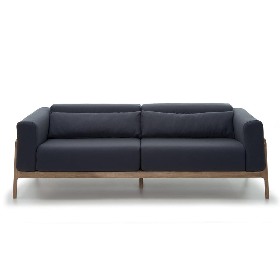 Fawn Sofa - Blue Grey Everlast