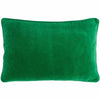100% Cotton Green Velvet Cushion