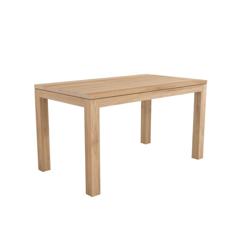buy Ethnicraft Oak Straight dining table 140 online