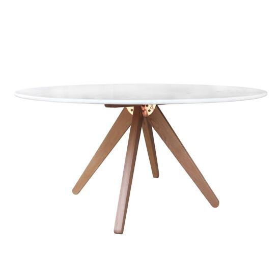buy Round Marble Dining Table online