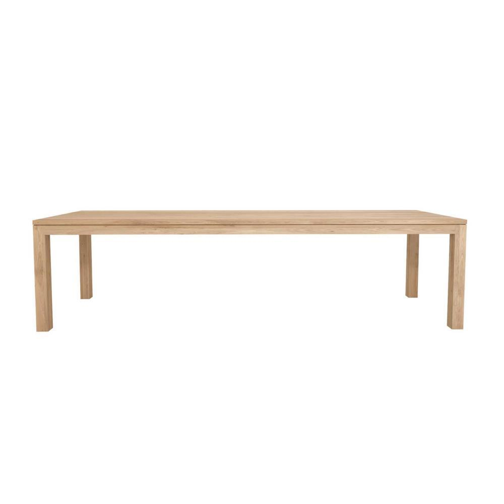 buy Ethnicraft Oak Straight dining table 300 online