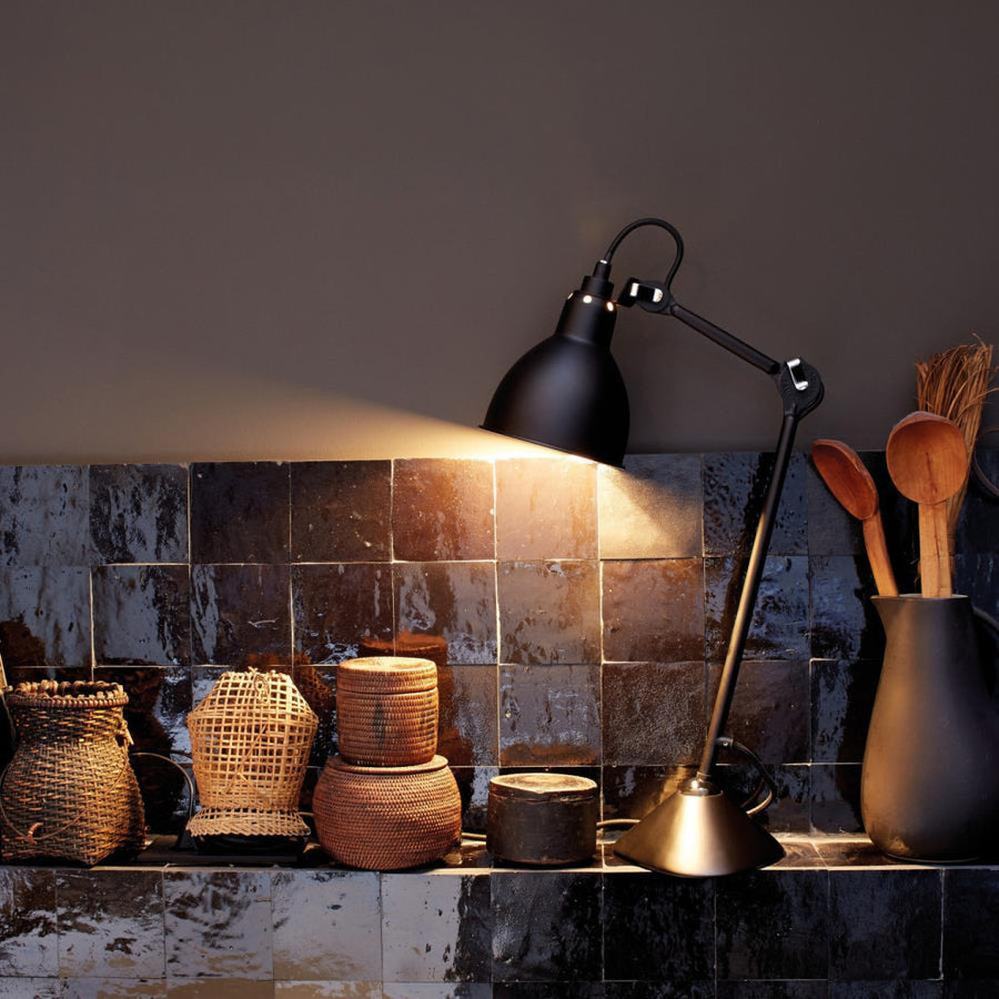 La Lampe Gras Nº205 Black Copper