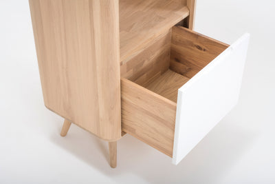Ena Oak Shelf 196