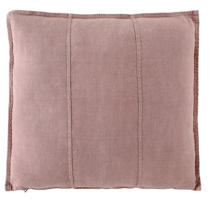 100% Pre Washed Linen Cushion - Musk