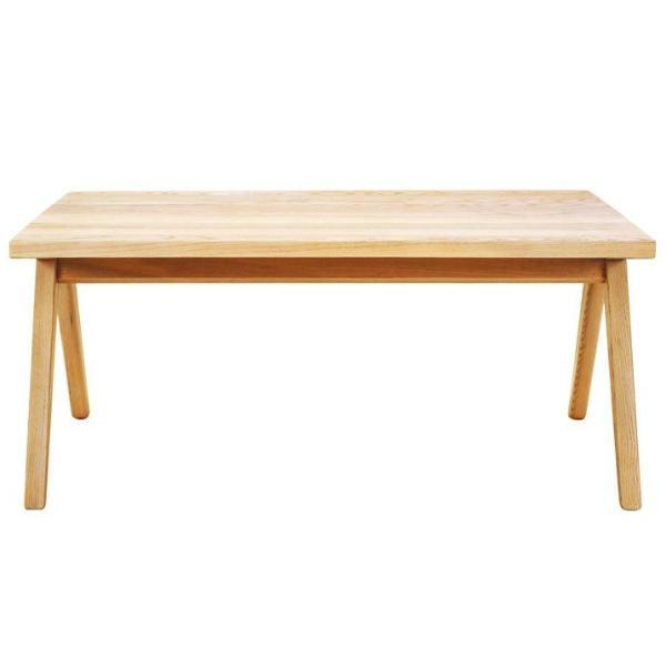 NOFU 858 Coffee Table - Natural Ash