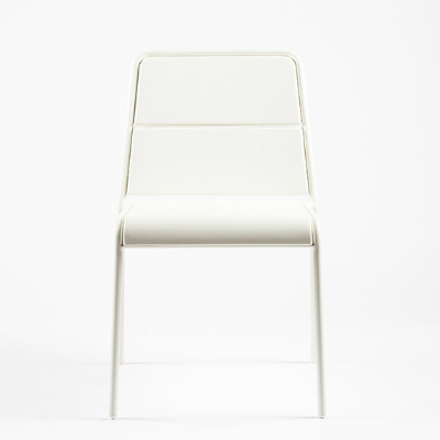 Maiori A600 Dining Chair White
