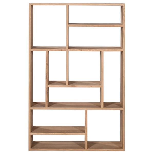 Ethnicraft Oak M Rack Display Unit - Small