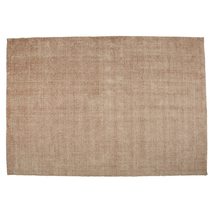 Aura Neptune Rug in Dust Rose