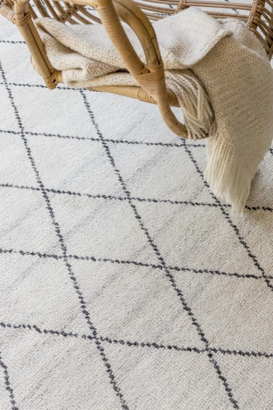 Natural Berber Knot Atlas - Hall Runner