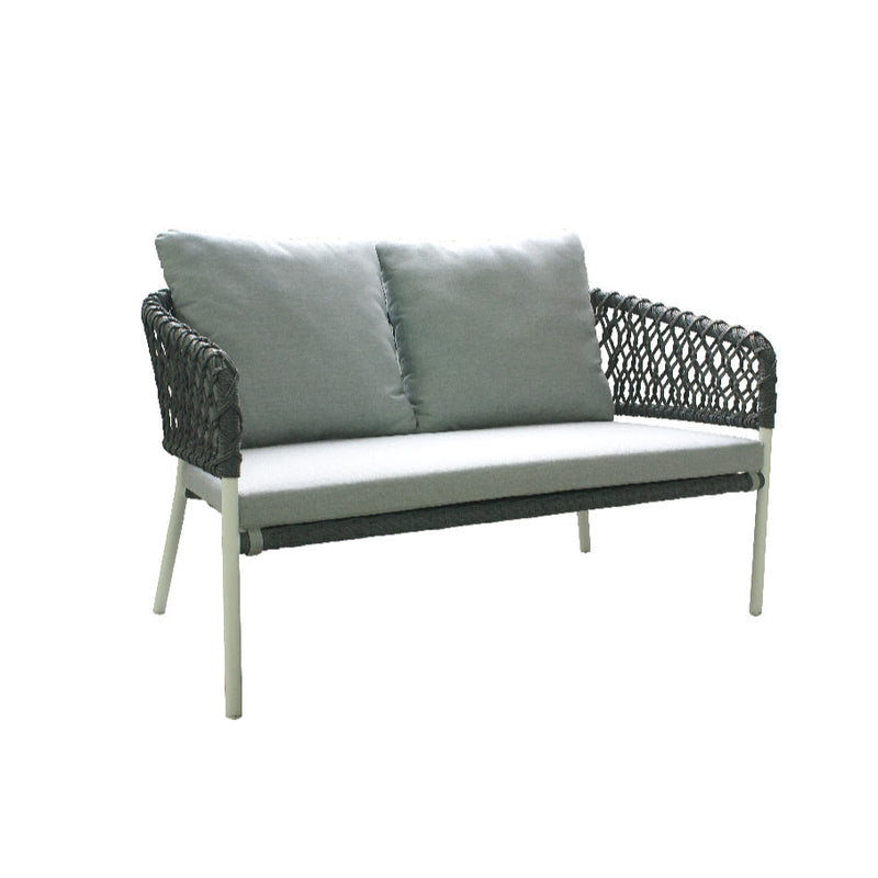 La Vie 2 Seater Sofa - Grey