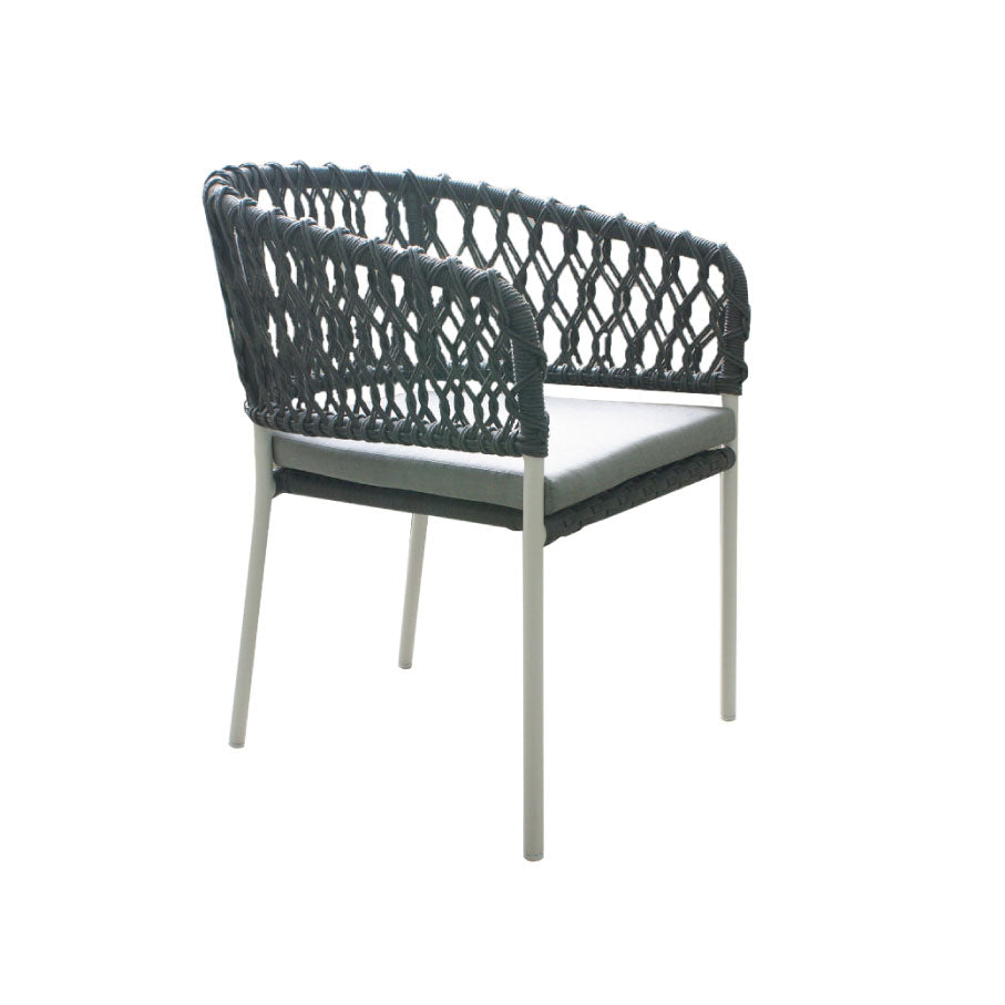 buy La Vie Dining Chair - Light Grey online