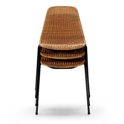 buy Basket Dining Chair by Feelgood Designs - Designed by Gian Legler online