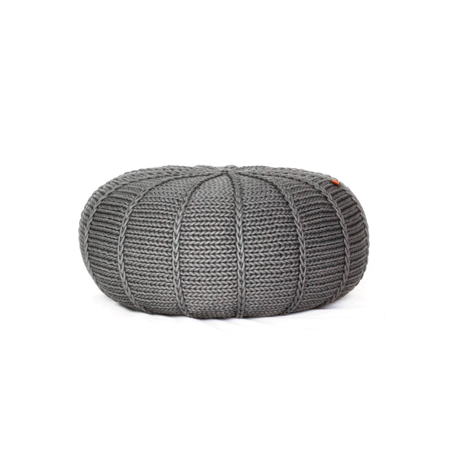Zen Pebble Large Pouf