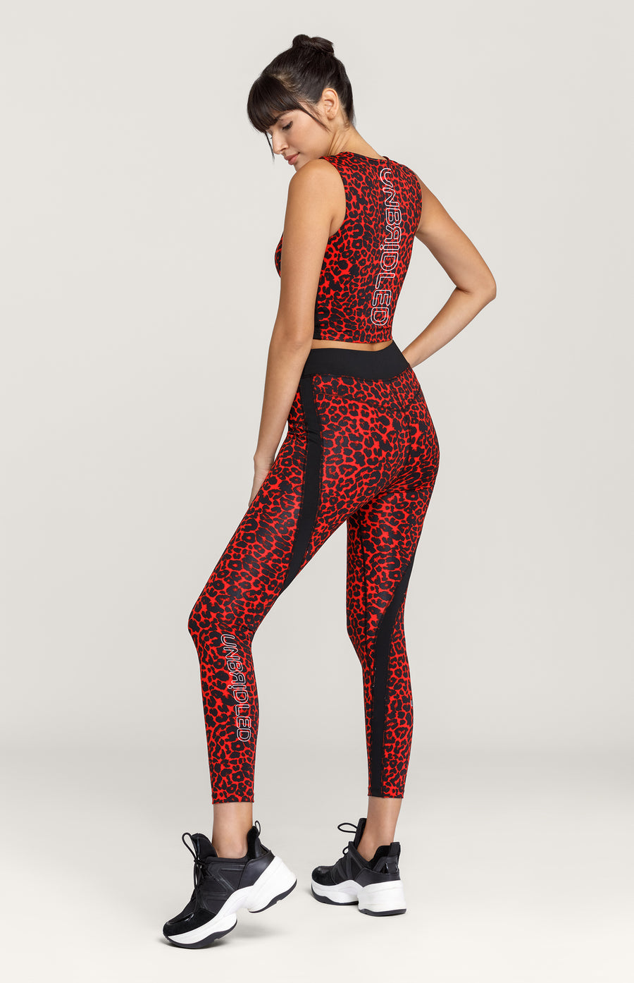 Tina Leopard Leggings