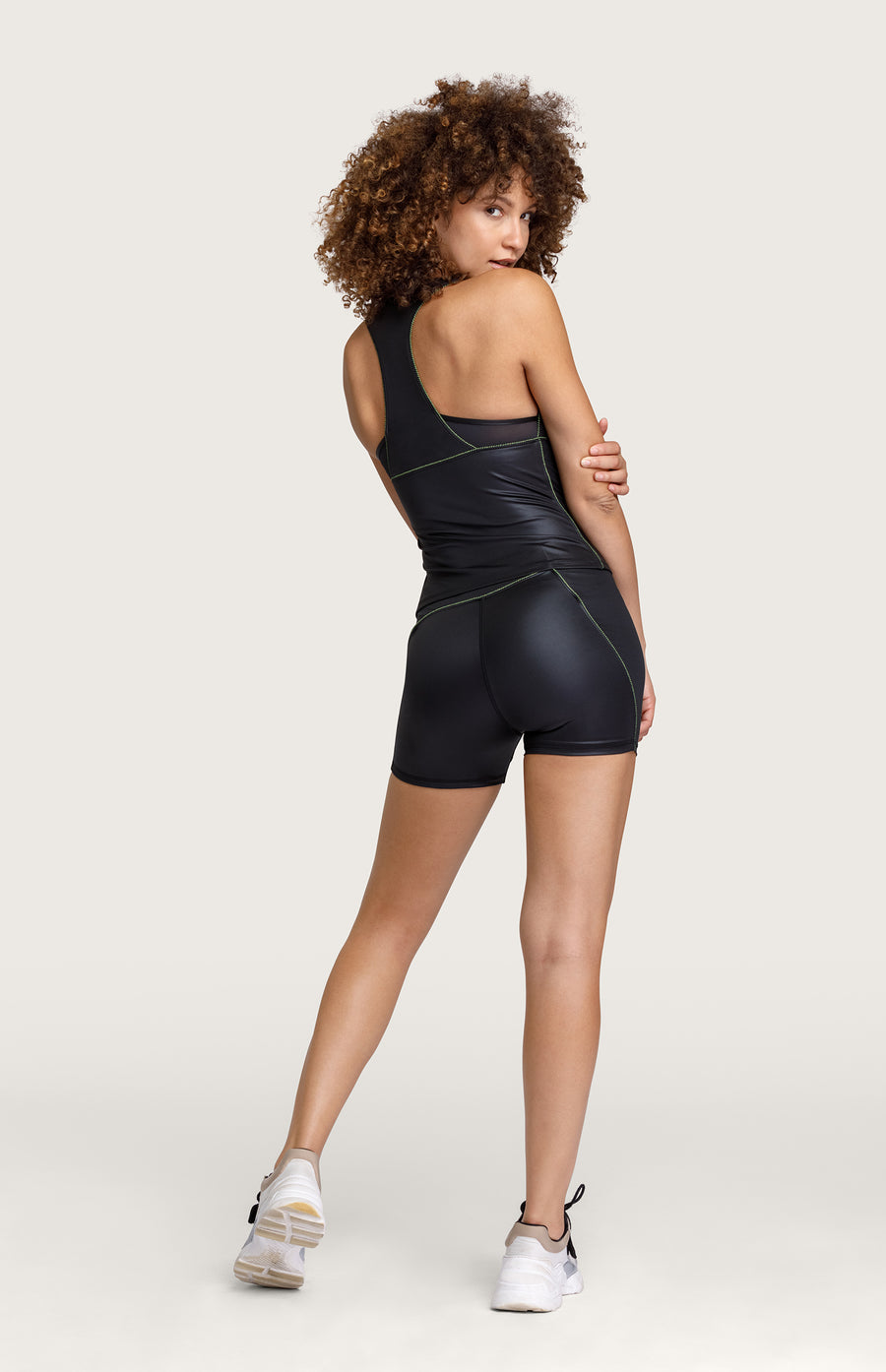 Rebel Shorts - Onyx