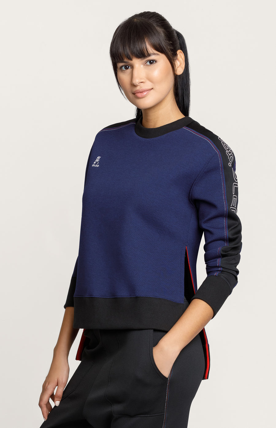 Olympe Sweatshirt - Midnight Navy