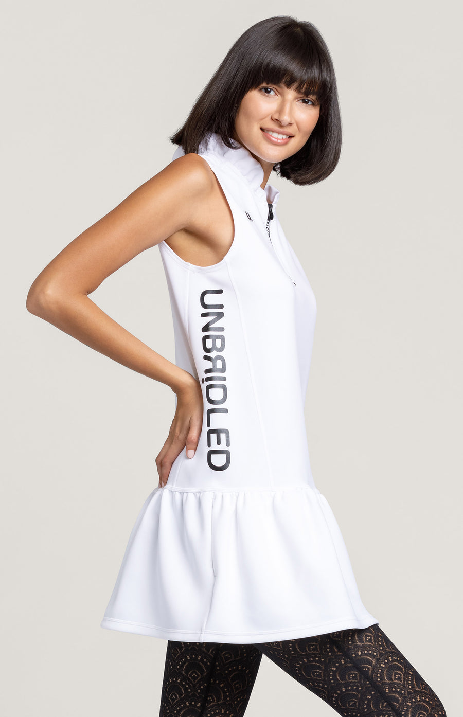Althea G Logo Dress