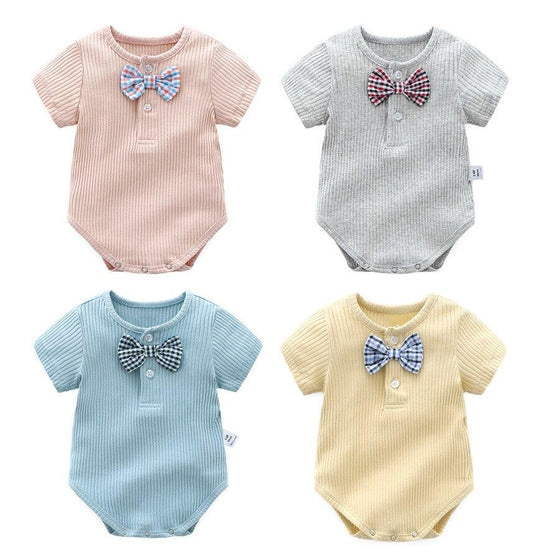 Candy Color Baby Onesie