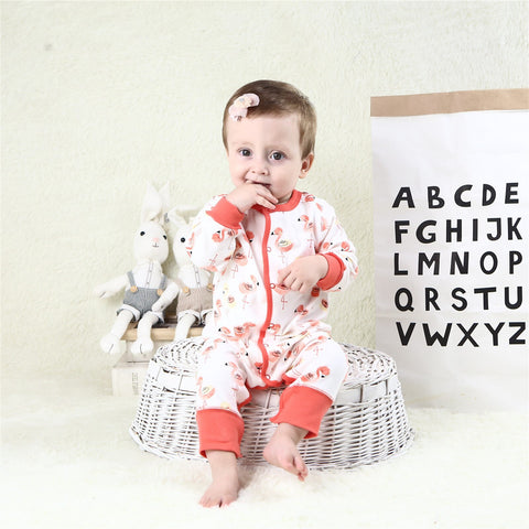 Baby Boys and Girs 100% Cotton Jumpsuit