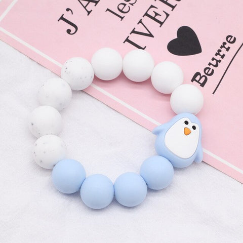 Baby Nursing Bracelets Grade Silicone Teether