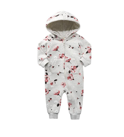Newborn Baby Autumn Clothing Infant Baby Boys Hoodie Warm Clothes