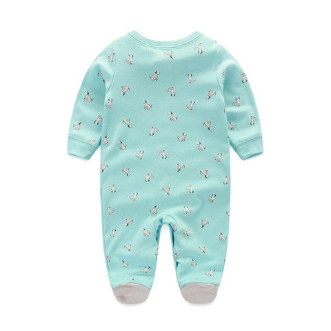 Newborn Baby One Pieces Jumpsuit  Boy and Girl Warm Romper