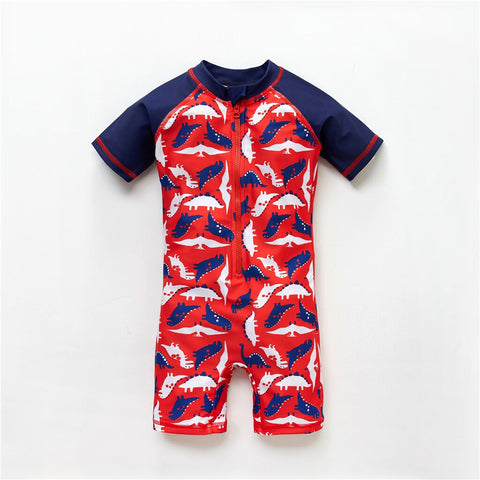 New Arrive Kids Boy Swimming One Piece Suit