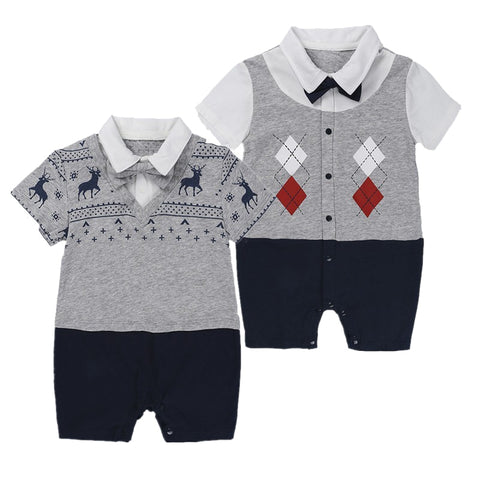 Newborn Baby Clothes Suit The Summer Climbing Clothing Baby Cotton Romper