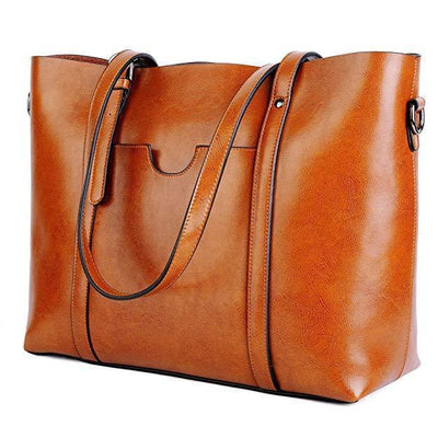 Casual Front Pockets Shoulder Handbags