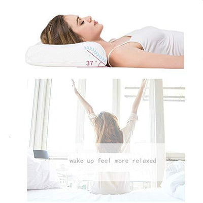 YESSLEEP™ Memory Foam Therapeutic Contour Pillow