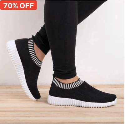 Yesmyshop™-  Breathable Mesh Casual Walking Sneakers