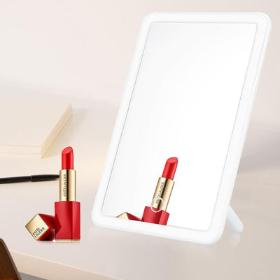 RECHARGEABLE LED TOUCH SCREEN MAKEUP MIRROR