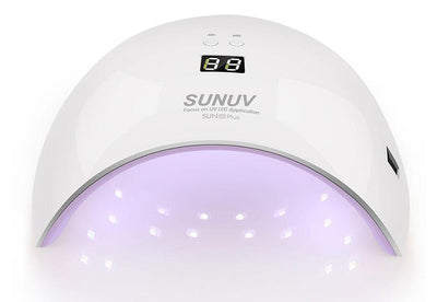 SUNUV 2-IN-1 NAIL DRYER (UV + LED)